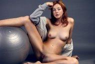 Czech babe Elen Moore