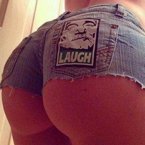 amateur photo Laugh!