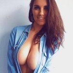 amateur photo Unbuttoned