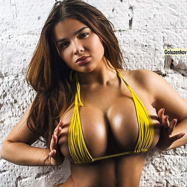 Busty Russian Porn Photo