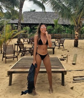 amateur photo PictureBlack bikini