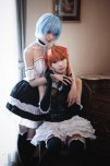 amateur photo Cosplay maids