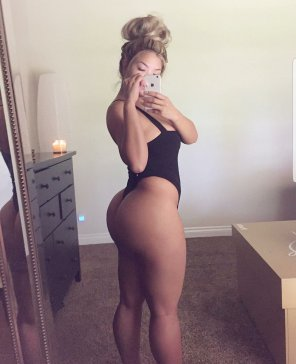 amateur photo Thick ass asian