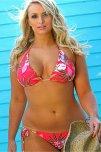 amateur photo Bikini Bombshell