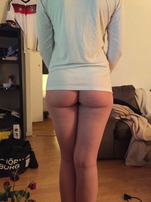 amateur photo My ass enjoys the weekend