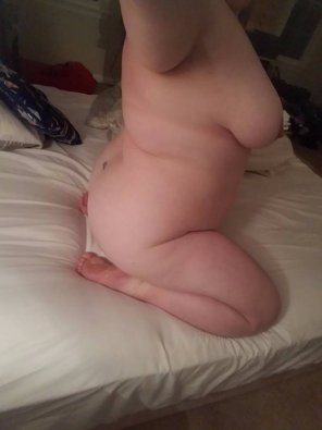 amateur photo A couple of months of being pregnant but still hungry for D...