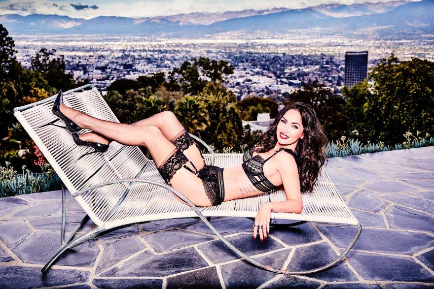 MILF Megan Fox Porn Photo