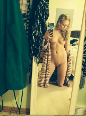amateur photo Disrobed