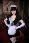 amateur photo Maid outfit