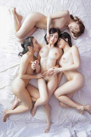 amateur photo Four Juicy Ladies