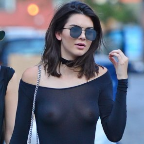 amateur photo Kendall Jenner
