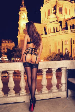 amateur photo Vienna waits for you