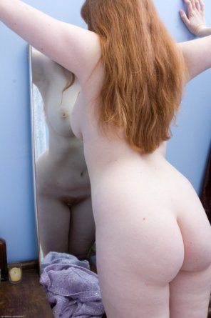 amateur photo Pale ginger