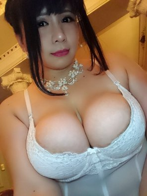 amateur photo Maryou Chouzuki's Tits. ❣️