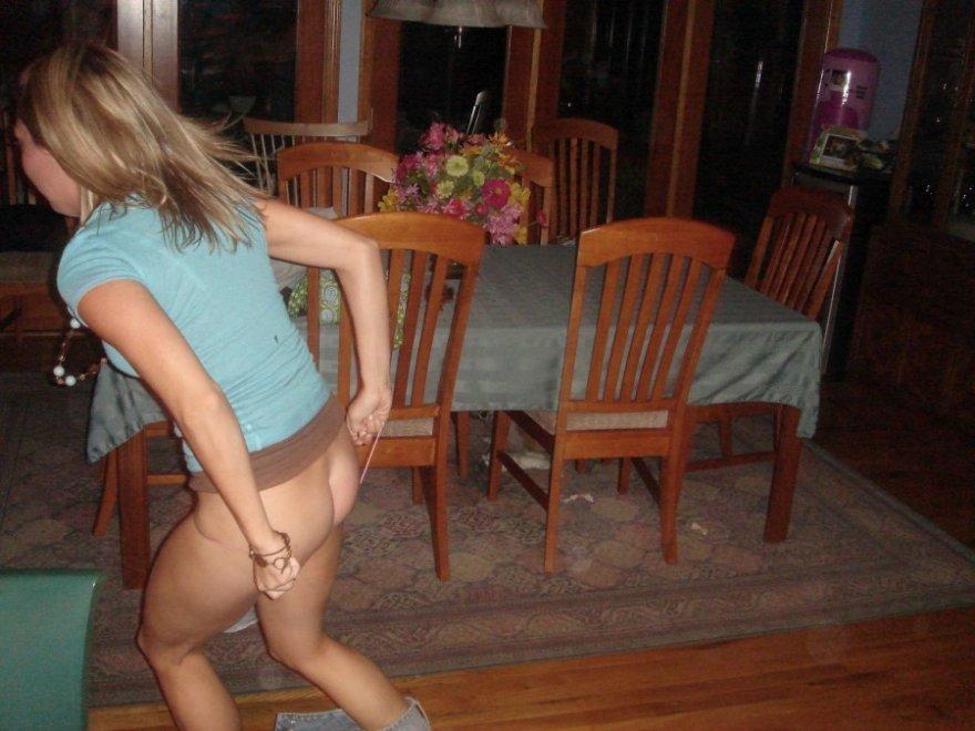 chubby girls nude thongs