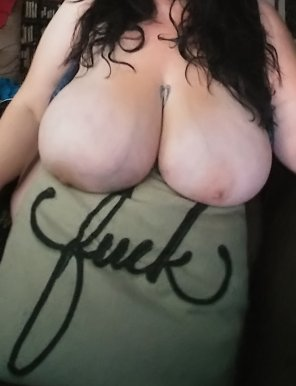 amateur photo Titty Tuesday Pillow Talk