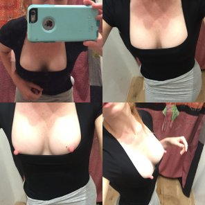 amateur photo Been awhile, are tits still the appropriate way to apologize?
