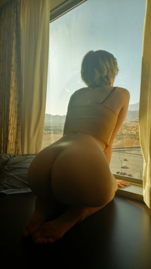 amateur photo Enjoying the View