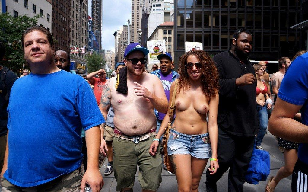 Go topless day 2014 can recommend
