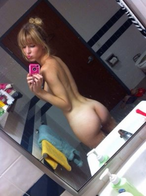amateur photo Nice tush
