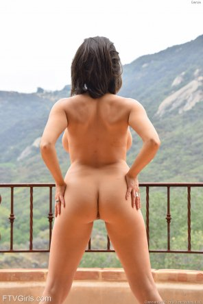 amateur photo Darcie Dolce