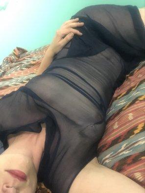 amateur photo [f] my dress is a little...transparent