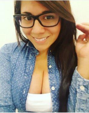 amateur photo Happy Saturday from Latina Mia Khalifa