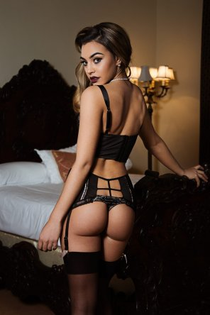 amateur photo Classy lingerie