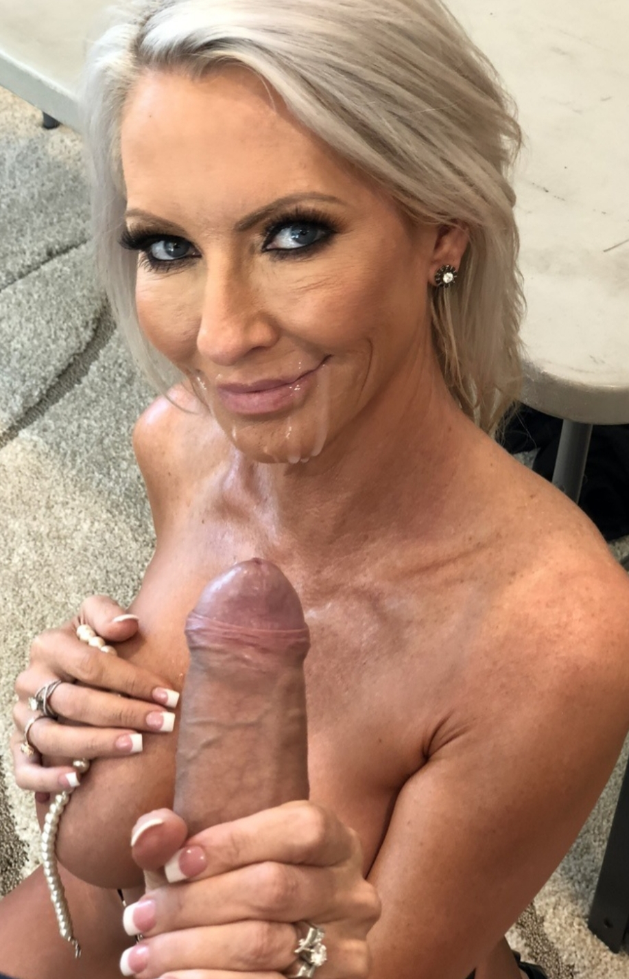 older women with small tits