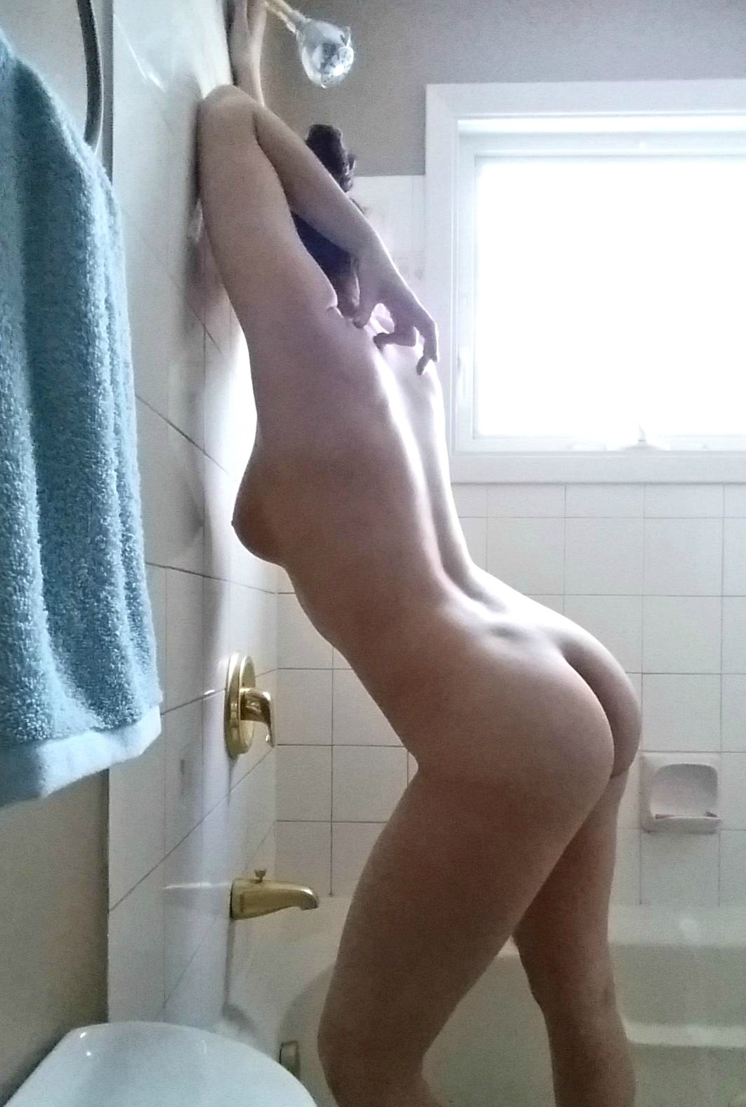 Back dimples anyone? Porn Pic - EPORNER