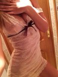 amateur photo Lacy dress