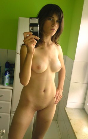 amateur photo Selfshot Young Amateur Teen Private Home Photo