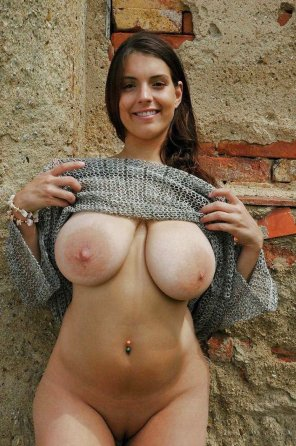 Areola milf slip you