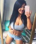 amateur photo Juicy selfie