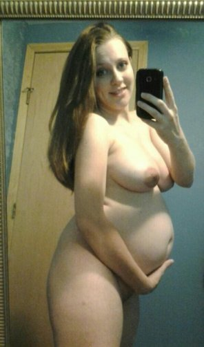 amateur photo Selfshot
