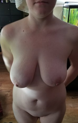 amateur photo Want to suck on a married woman's nipples?