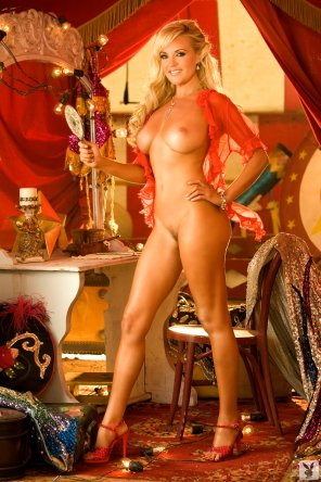 amateur photo Bridget Marquardt