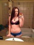 amateur photo Blue Panties