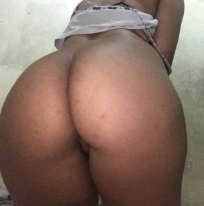amateur photo Ex gf's ass