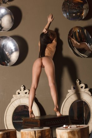 amateur photo Magnificent mirror