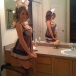 amateur photo Sexy Bunny