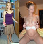 amateur photo Milf flashing