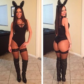 amateur photo Bunny