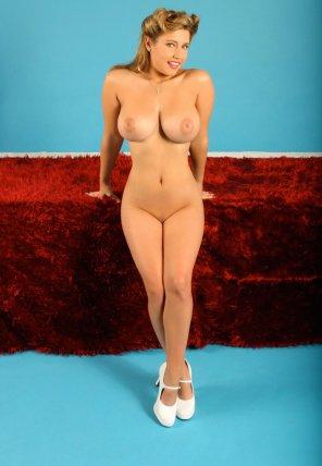 amateur photo Pinup curves