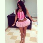 amateur photo Victoria's Secret Costume