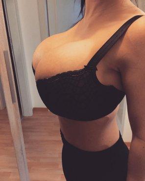 amateur photo Wonderful boobs
