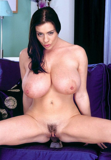 Linsey Dawn McKenzie on her dildo Porn Photo