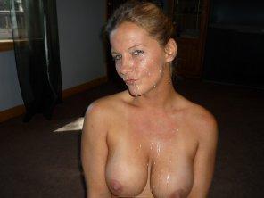 amateur photo Splattered