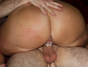amateur photo Cumslut hotwife's playmate blew out the rubber.