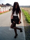 amateur photo Hello to stockings lovers from Poland :)